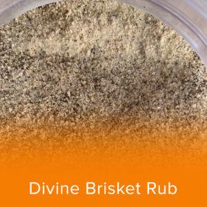 Divine Brisket Rub